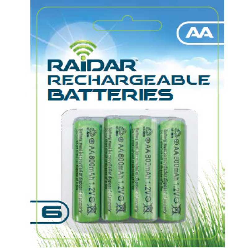 Battery Six Pack
