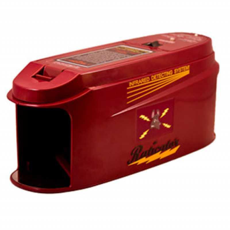 Raticator Ratzapper Infrared Max