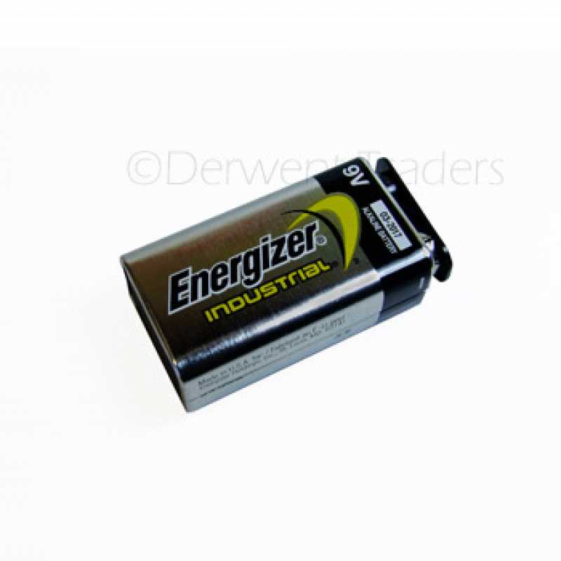 Wm 9Volt Battery Sm