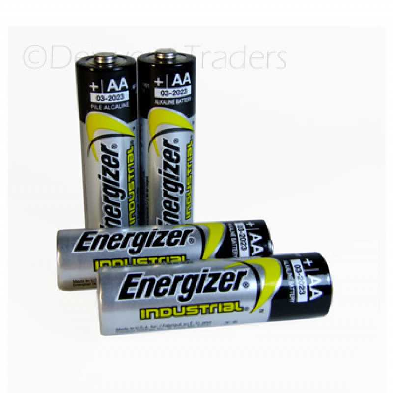 Wm Aa Batteries Sm