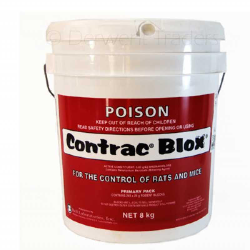 Wm Bell Contrac Bait Blox 8Kg Sm