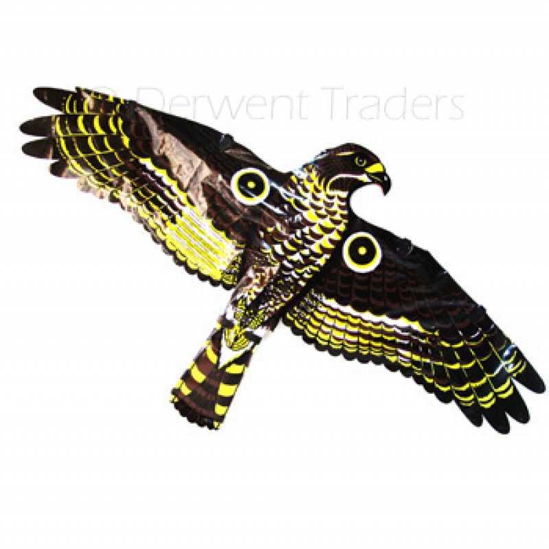 Wm Hawk Bird Scarer Sm
