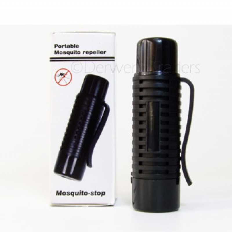 Wm Personal Mosquito Repeller Sm