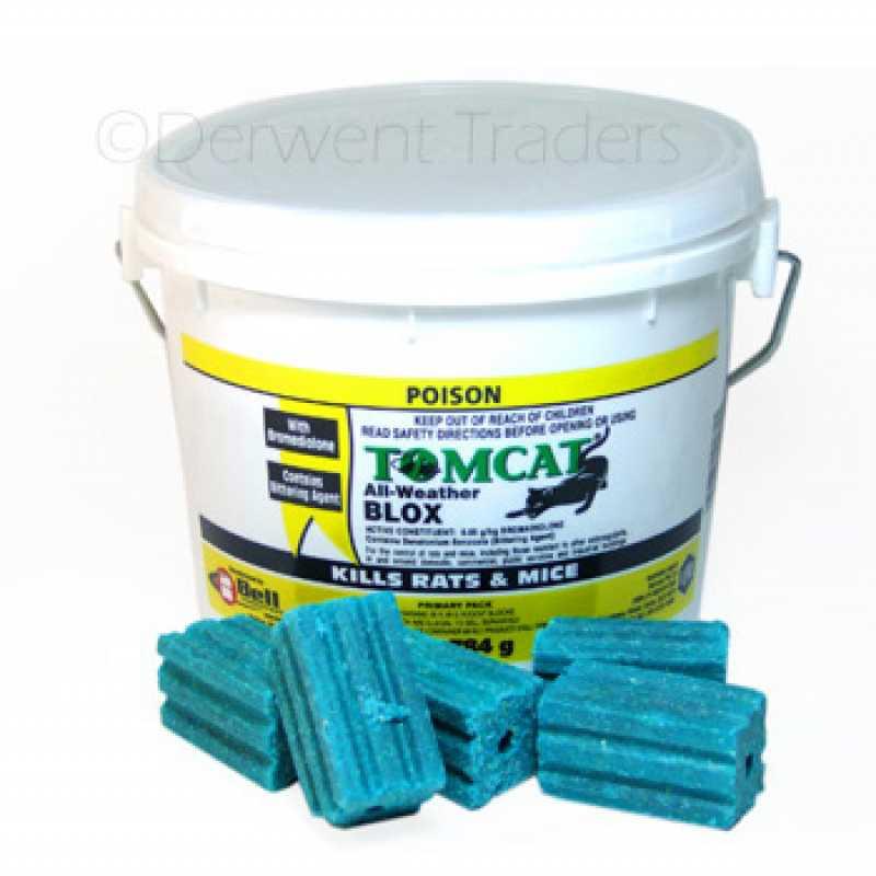 Wm Tomcat Bait Blox 784G Sm